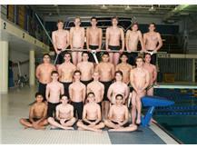 Boys' JV Swim