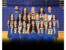 Girls Sophomore Basketball