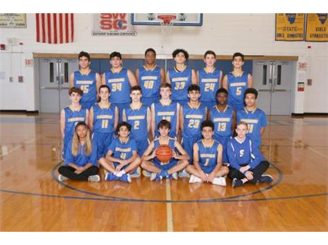 Boys Sophomore Basketball