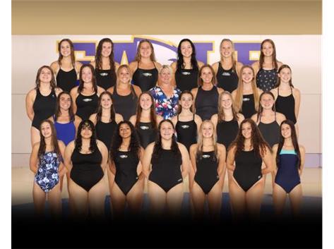 Girls Varsity Swim
