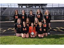 2019-20 Freshman Volleyball Team