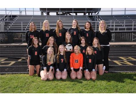 2019-20 Varsity Volleyball Team