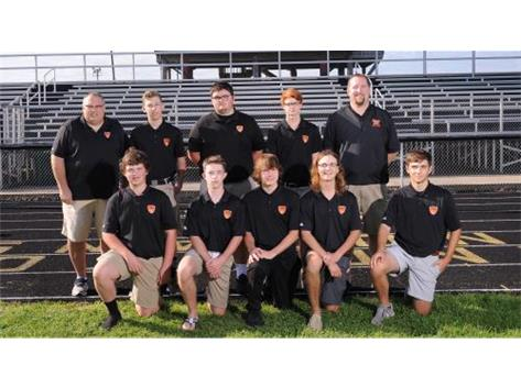 2019-20 Golf Team