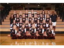 2018-19 Varsity Cheerleading