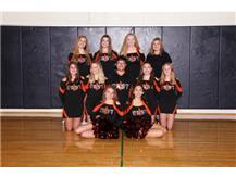 2018-19 JV Cheerleading