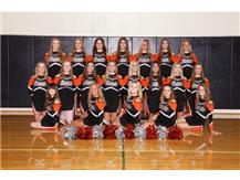 2018-19 Varsity Dance Team