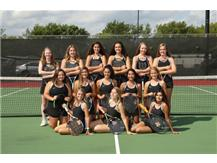 2019-20 GIRLS JV1 TENNIS