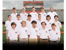 2020-2021 Boys JV Golf