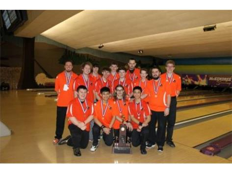 SAINTS BOWLING THIRD IN STATE 2015