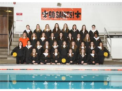 2016 GIRLS WATER POLO