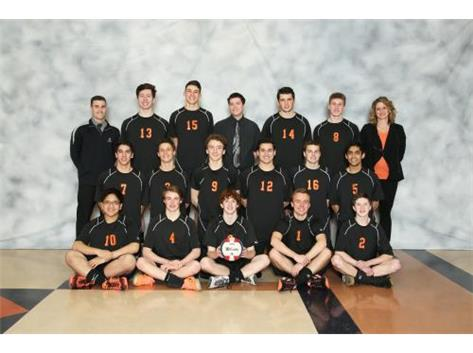2016 VARSITY BOYS VOLLEYBALL