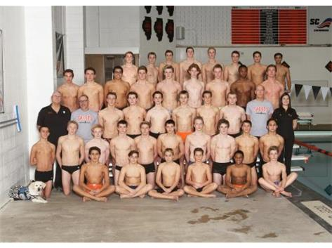 2016-17 BOYS SWIM & DIVE