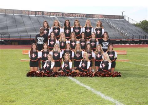 2017-18 VARSITY CHEERLEADERS