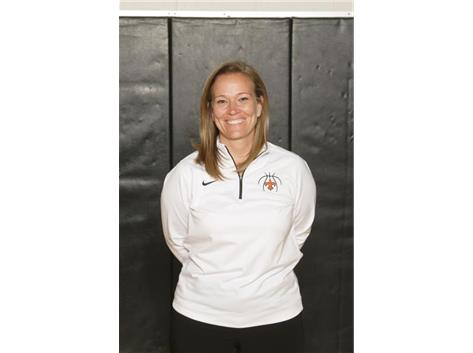 HEAD COACH AUBREE SCHUETT