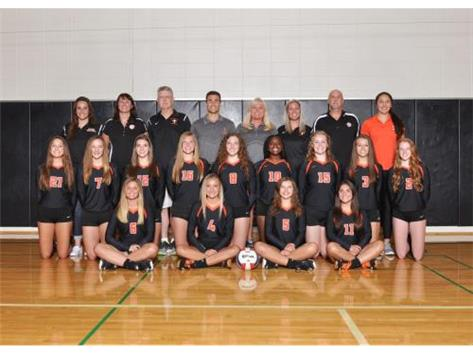 2018-19 GIRLS VARSITY VOLLEYBALL