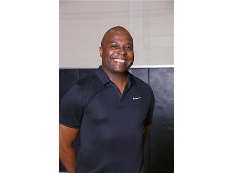 Head Coach Johnnie Buckley