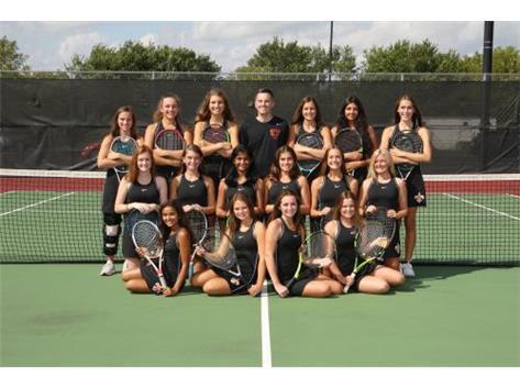 2019-20 GIRLS VARSITY TENNIS