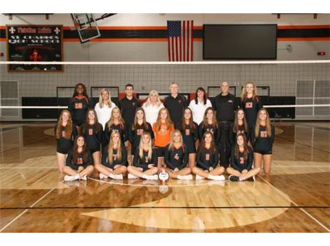 2019-20 GIRLS VARSITY VOLLEYBALL