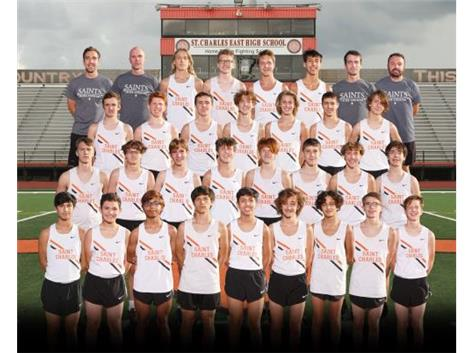 2020-2021 Boys Cross Country