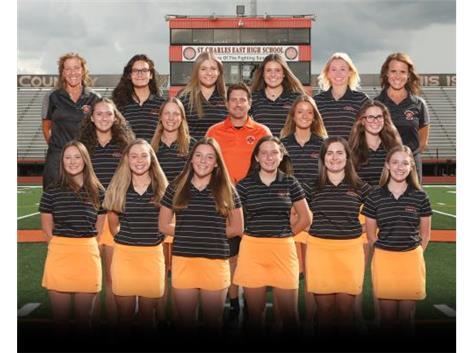 2020-2021 Girls Golf
