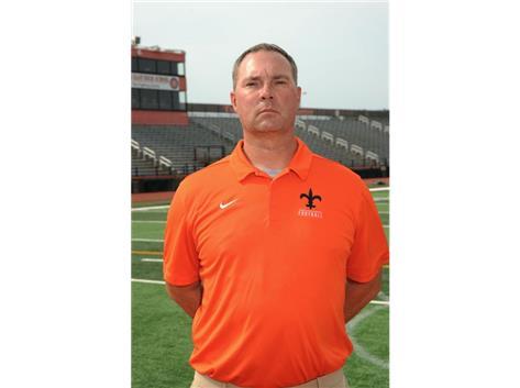 Bryce Farquhar - Head Varsity Coach