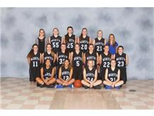 2016-2017 Sophomore Girls Basketball Team