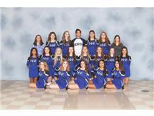 2016-2017 Girls Varsity Cheerleading