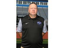 Varsity Football Asst. Coach Tom Poulin
