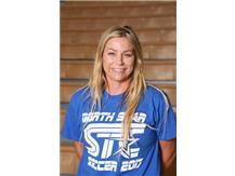 Boys Soccer Asst. Coach Ann Poulin