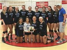 Congratulations to the JV team on going 5-0 and winning the Hinsdale Central Invite.