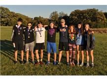 Congrats to our 2017 All Conference Cross Country Runners.