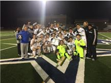 Congratulations to the North Star Boys Soccer team on winning the Super-sectional Championship and earning a spot in the IHSA Final 4.