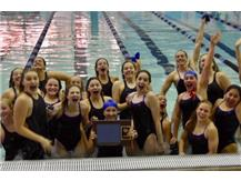 Congratulation to our Girls Swimming and Diving team on winning the 2017 UEC Conference Championship.