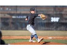 North Star Baseball Pitcher Steven Hamer