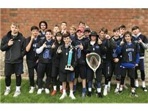 Freshman Team Win JV tournament Championship