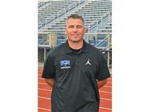Freshman Coach Todd Genke