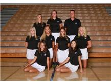 JV Girls Golf 2018