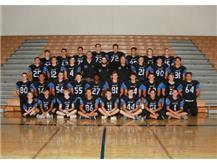 Sophomore Football Team 2018