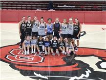 SCN Basketball Visits North Carolina State