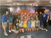 SCN Basketball on a Private tour of Duke University