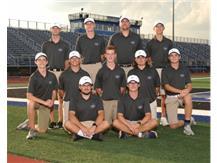 2021 Varsity Boys Golf Team