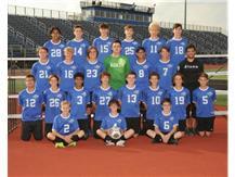 2021 Freshman Boys Soccer Team