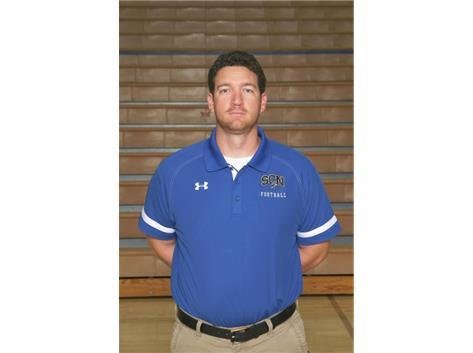 Head Soph Coach Eric Bostrand