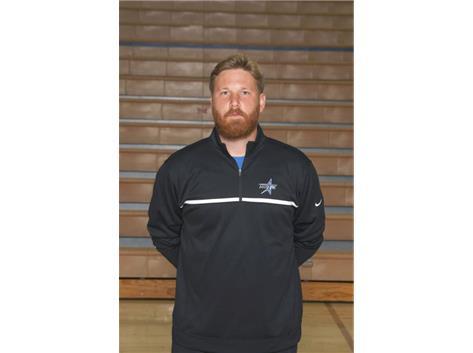 JV Coach Brian Harks