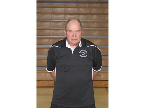 Freshmen Coach Chuck Riley