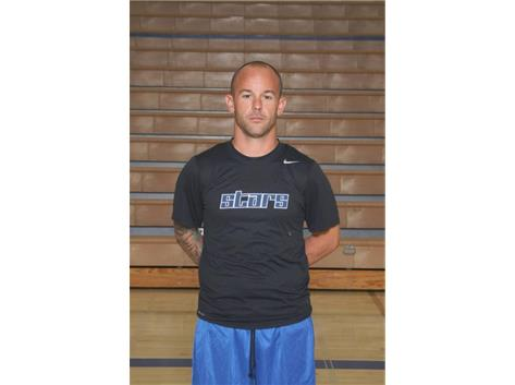 Head Boys Soccer Coach Eric Willson