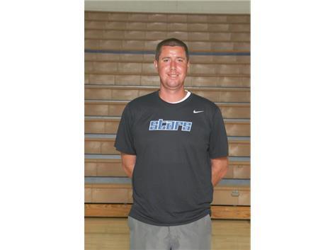 Asst. Coach Lee Burke