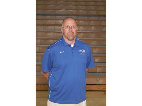Head Boys Cross Country Coach Kevin Harrington