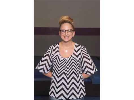 Head Girls Gymnastics Coach Amy Lill