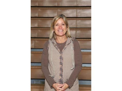 Head Drill Team Coach Nancy Prentiss
